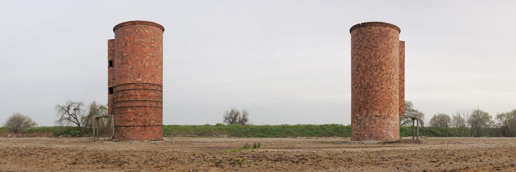 Brick Silos, 2012