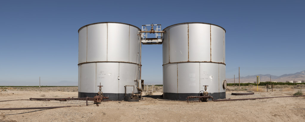 Crude Tanks. 2012