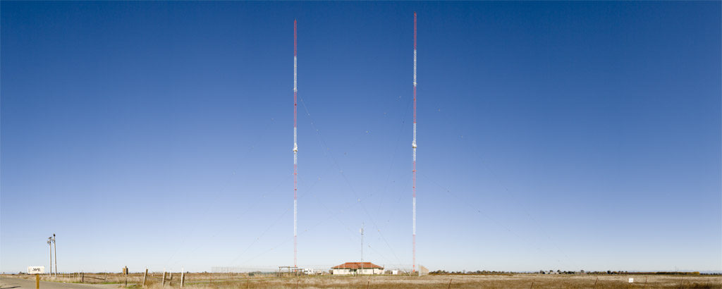 Radio Towers, 2007