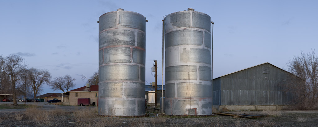 Silver Tanks, 2010