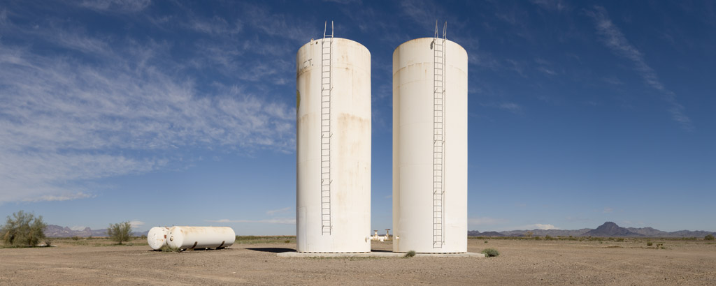 White Tanks, 2008
