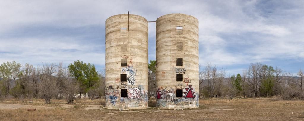 Abandoned Silos, 2012