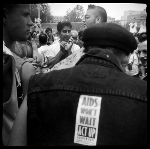 Aids Won't Wait, 1995