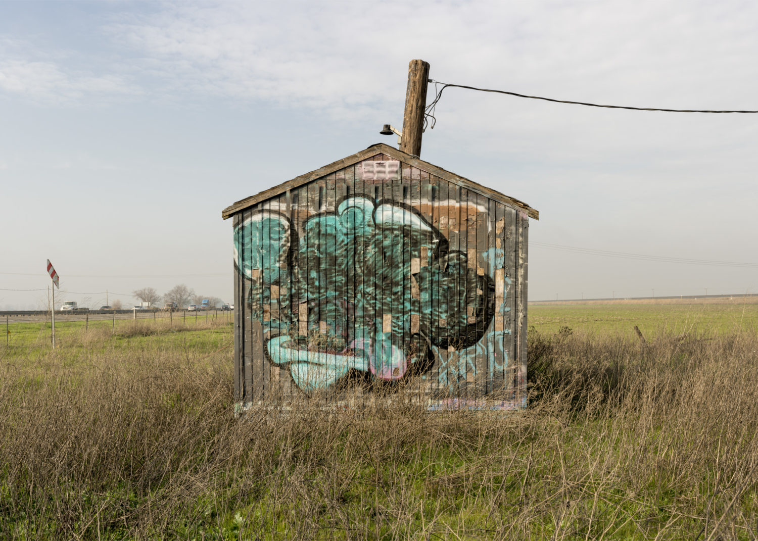 Graffiti House, 2019